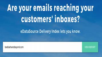eDataSource Delivery Index