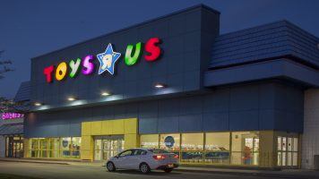 Toys 'R' Us Email Marketing