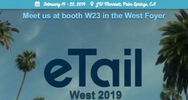 Join us at eTail West
