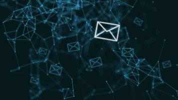 Email marketing online message network communication internet