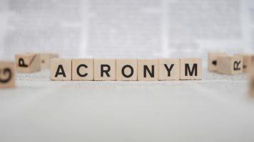 Deliverability Acronyms: A-Z Part 2