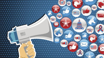 USA elections communication campaign
